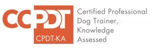 CCPDT - Certified Professional Dog Trainer